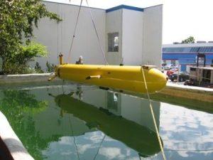 ISE Test Tank